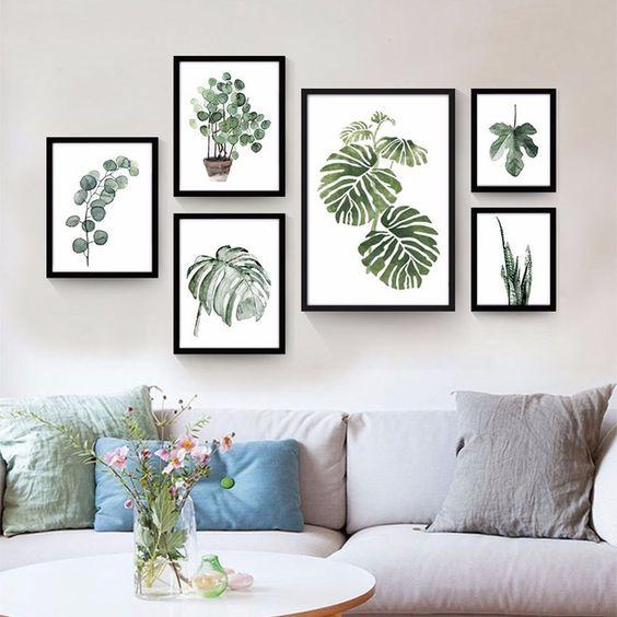 Декоративные панно, постеры и картины